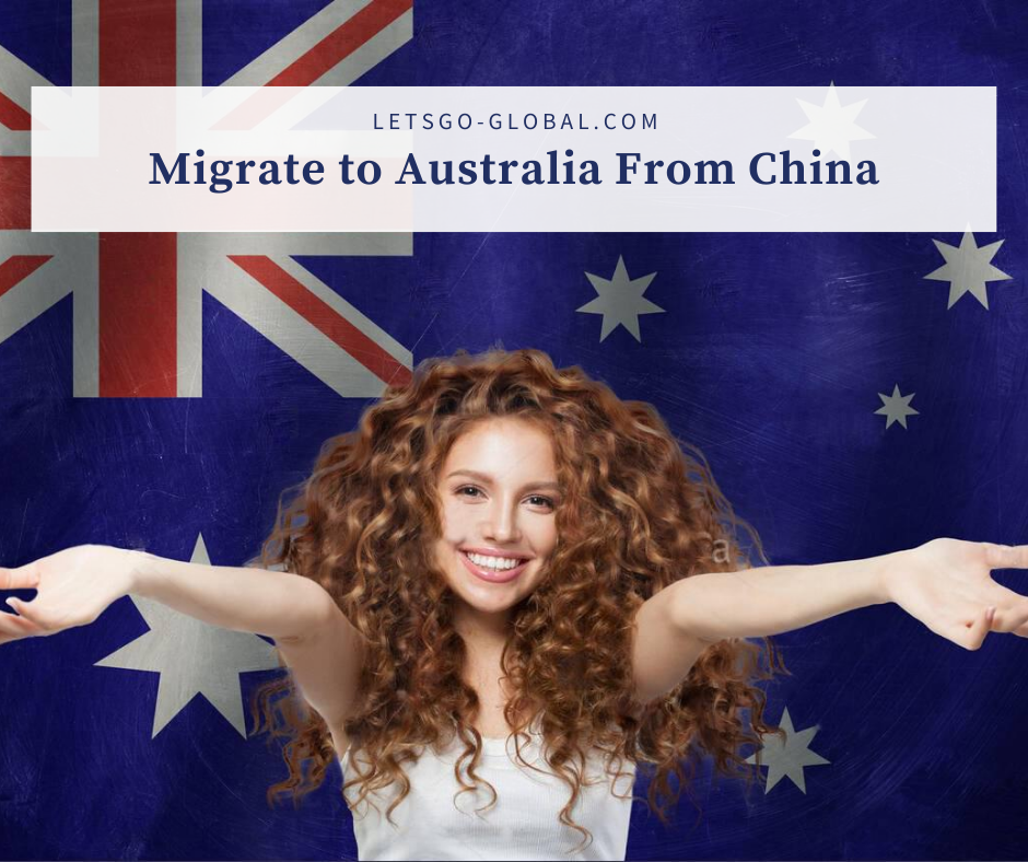 Migrate to Australia From China