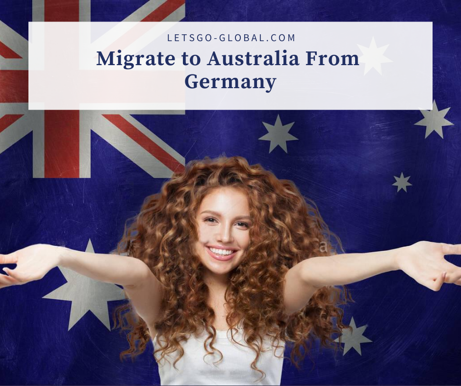 Migrate to Australia From Germany
