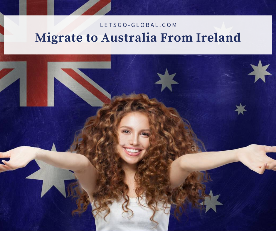 Migrate to Australia From Ireland
