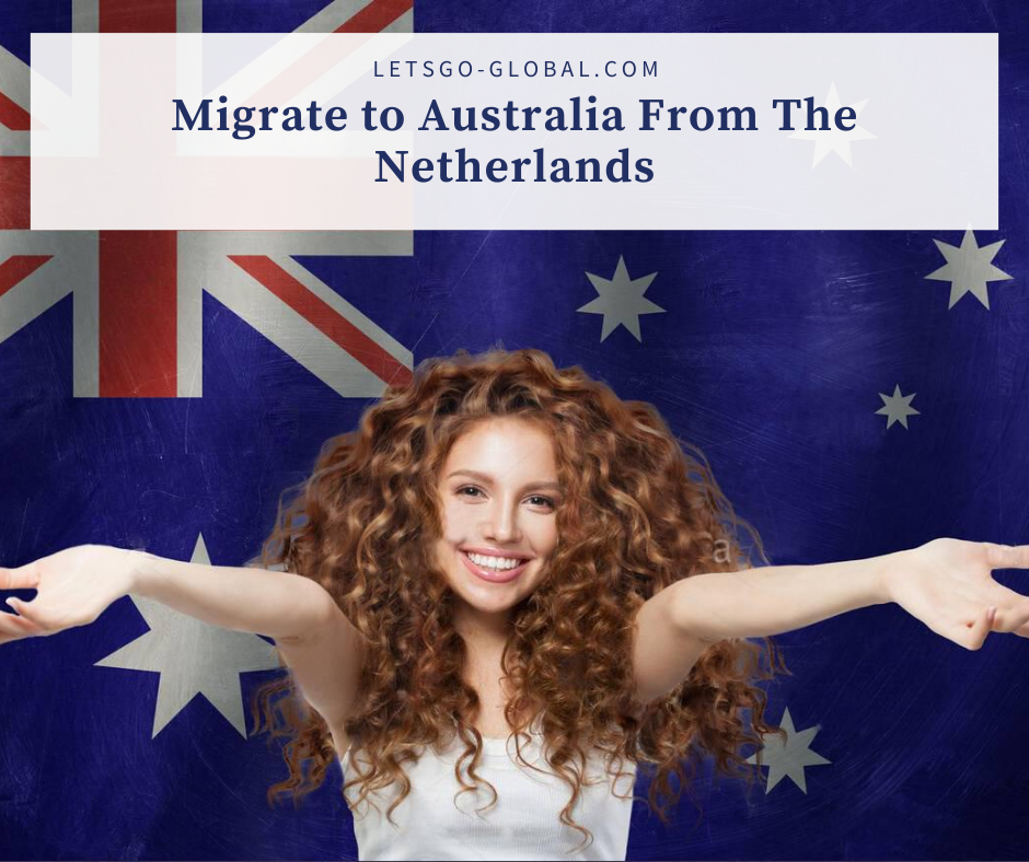 Migrate to Australia From Netherlands