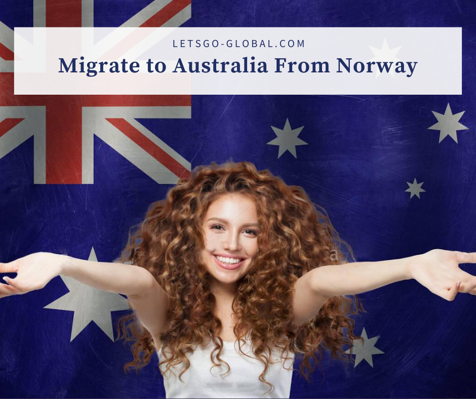 Migrate to Australia From Norway