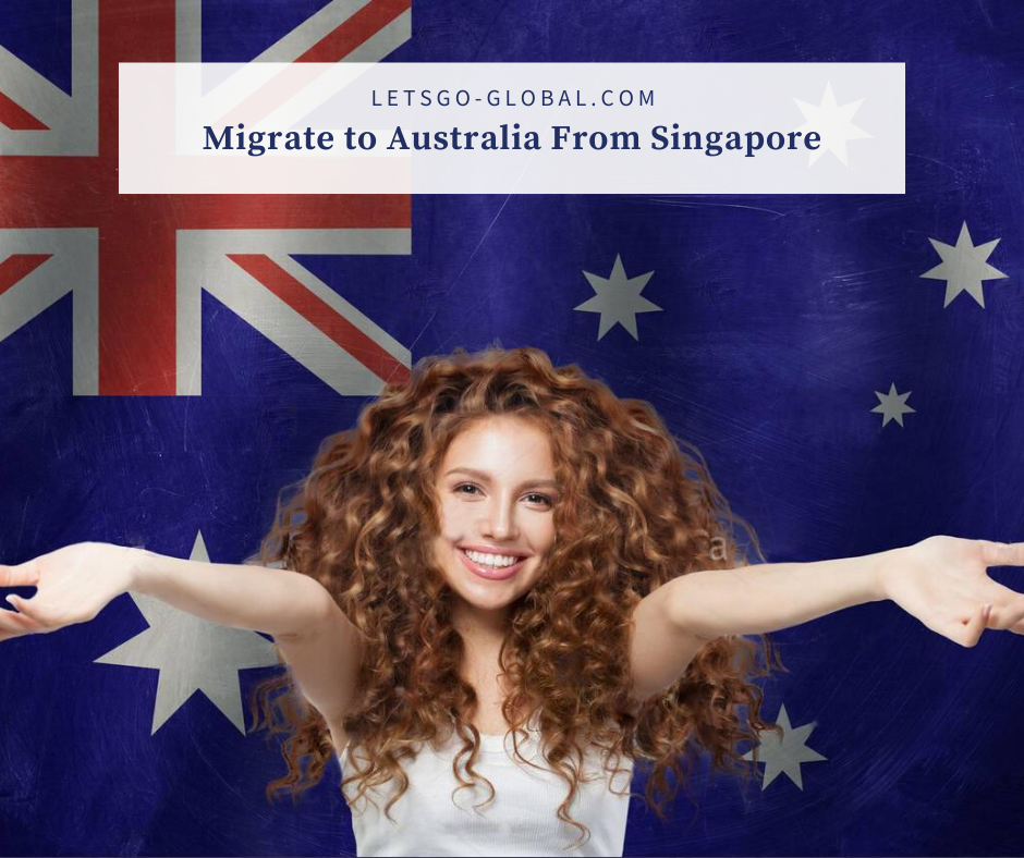 Migrate to Australia From Singapore