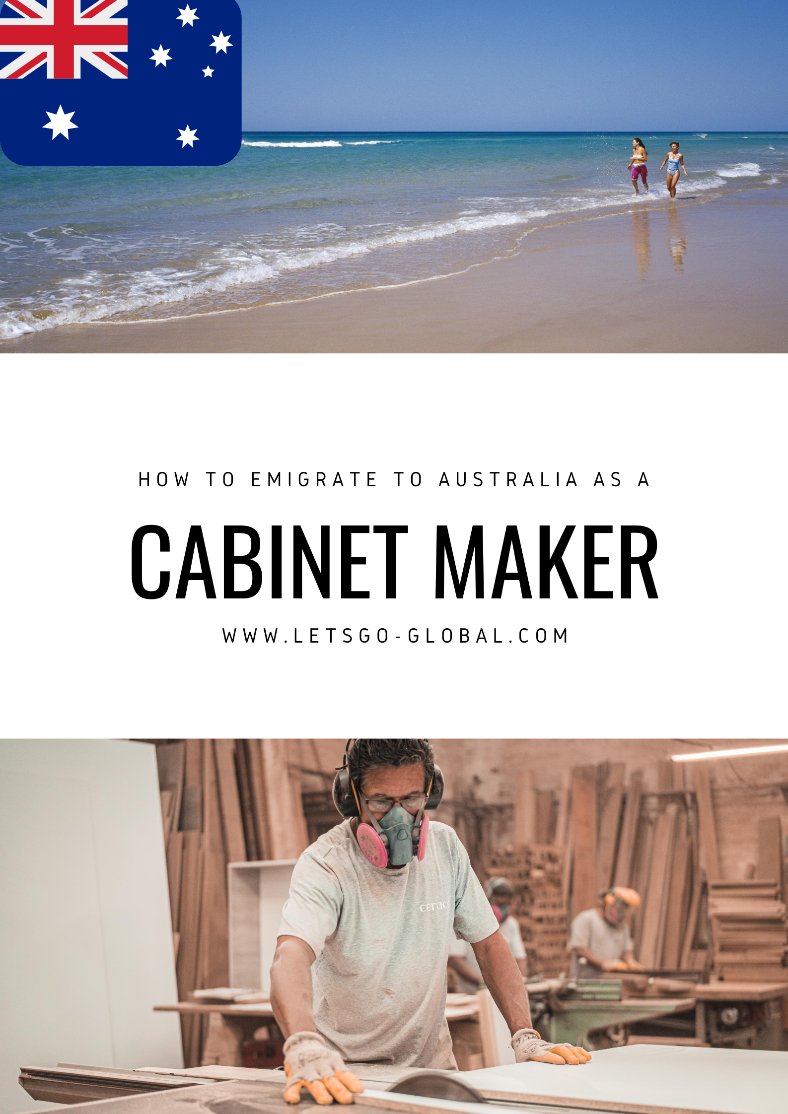 Migrate to Australia as a Cabinet Maker