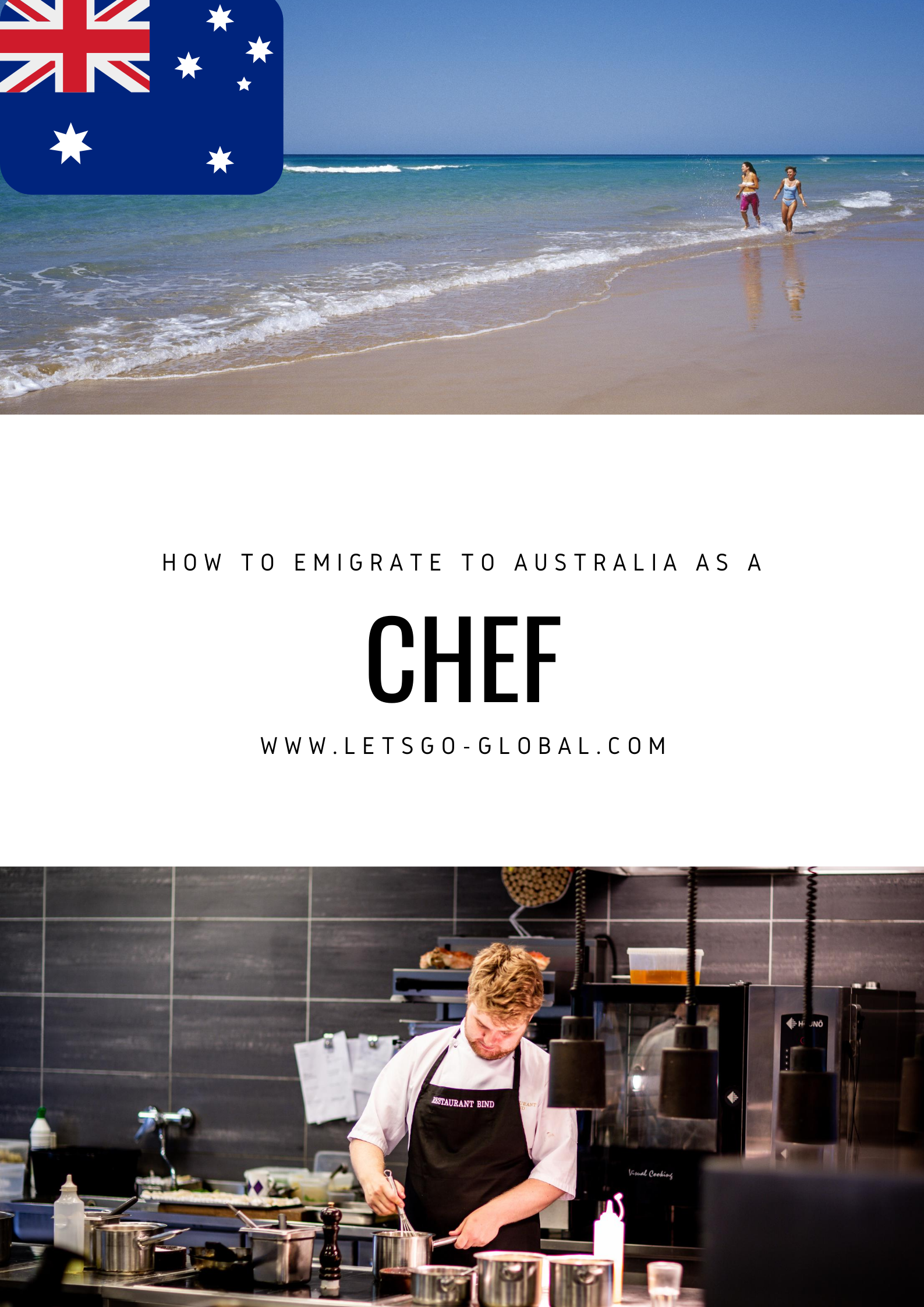 Migrate to Australia as a Chef