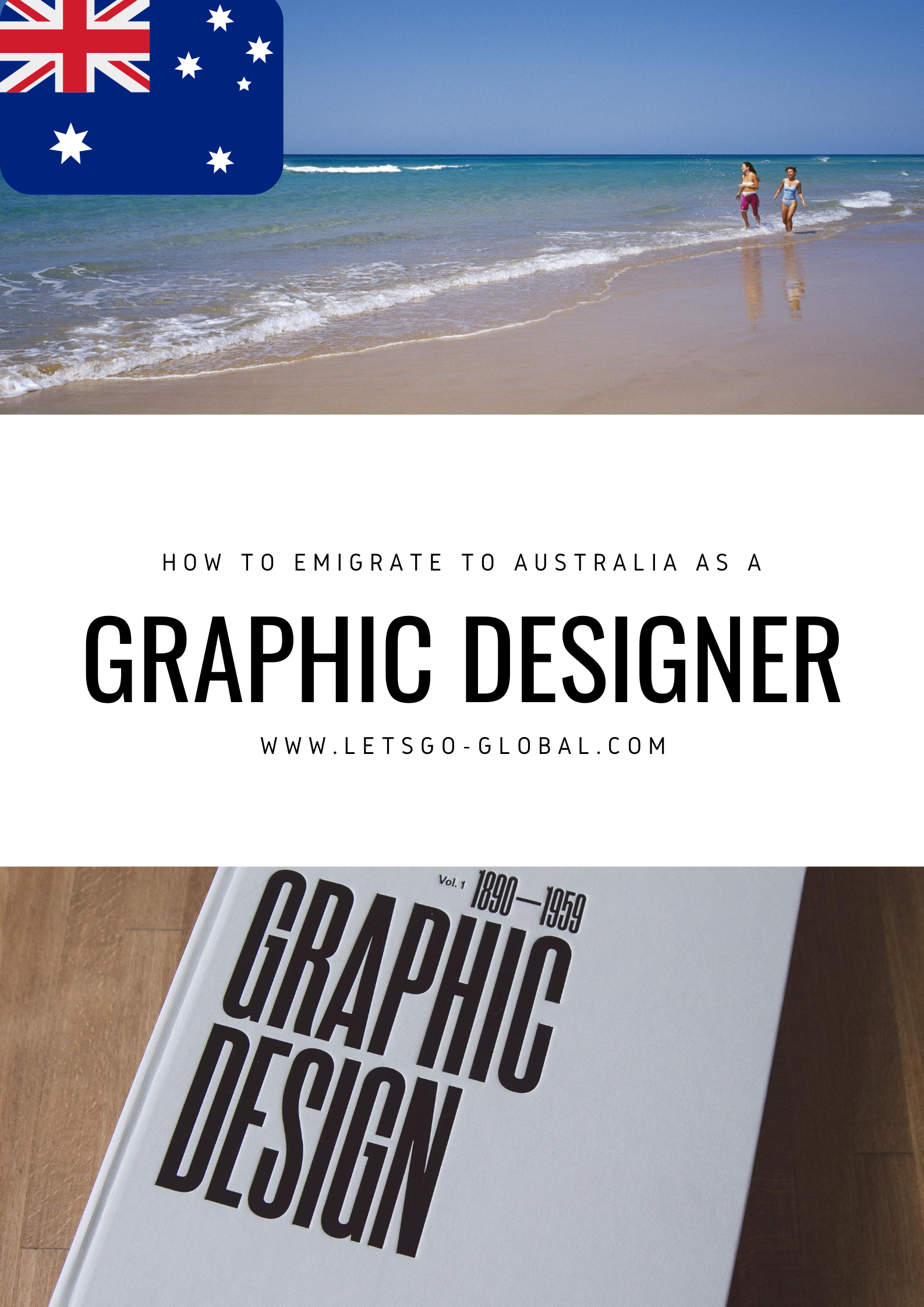 Migrate to Australia as a Graphic Designer