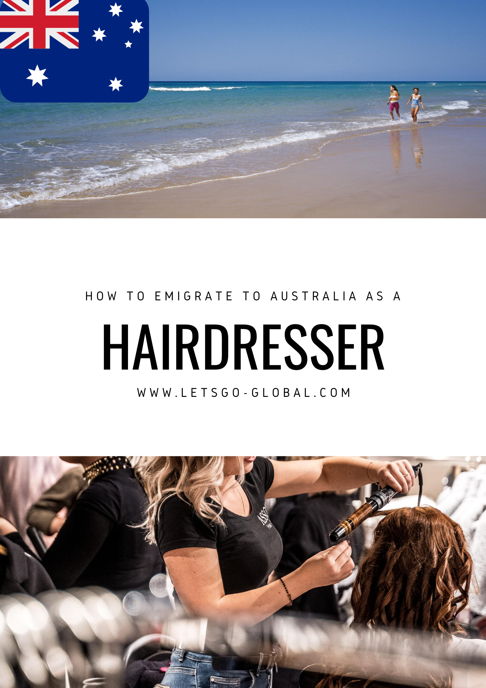 Migrate to Australia as a Hairdresser