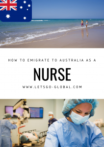Migrate to Australia as a Nurse