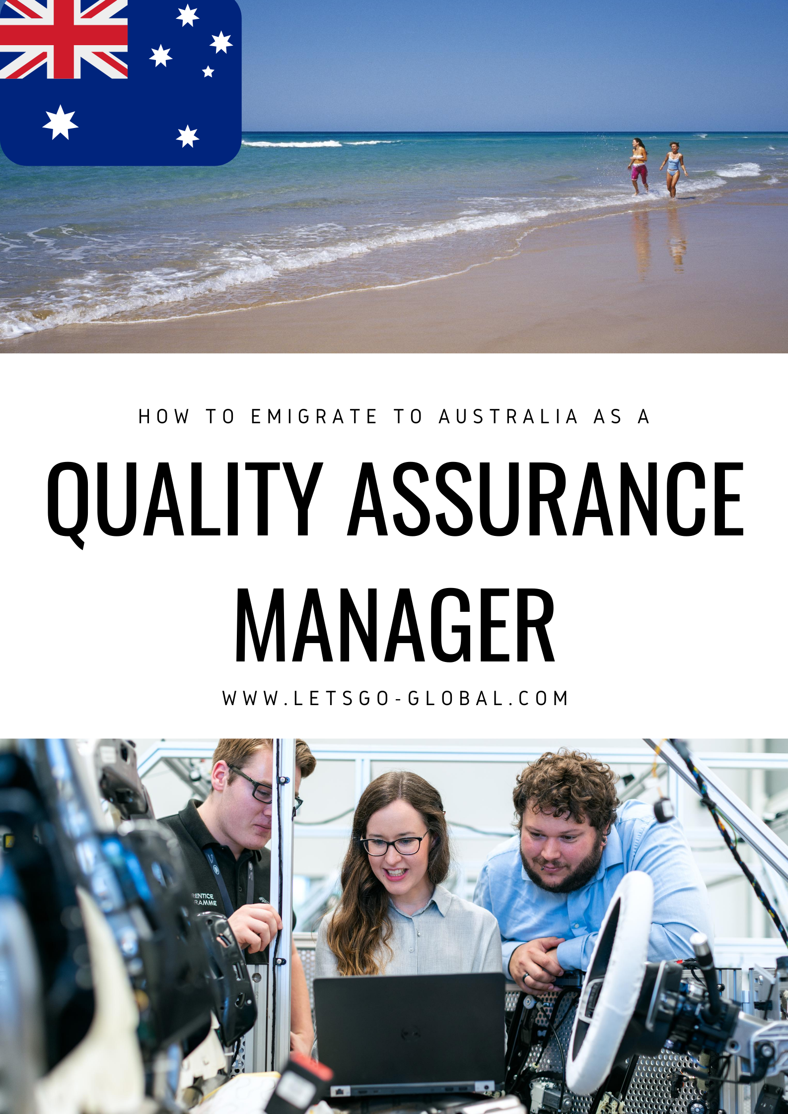 Migrate to Australia as a Quality Assurance Manager