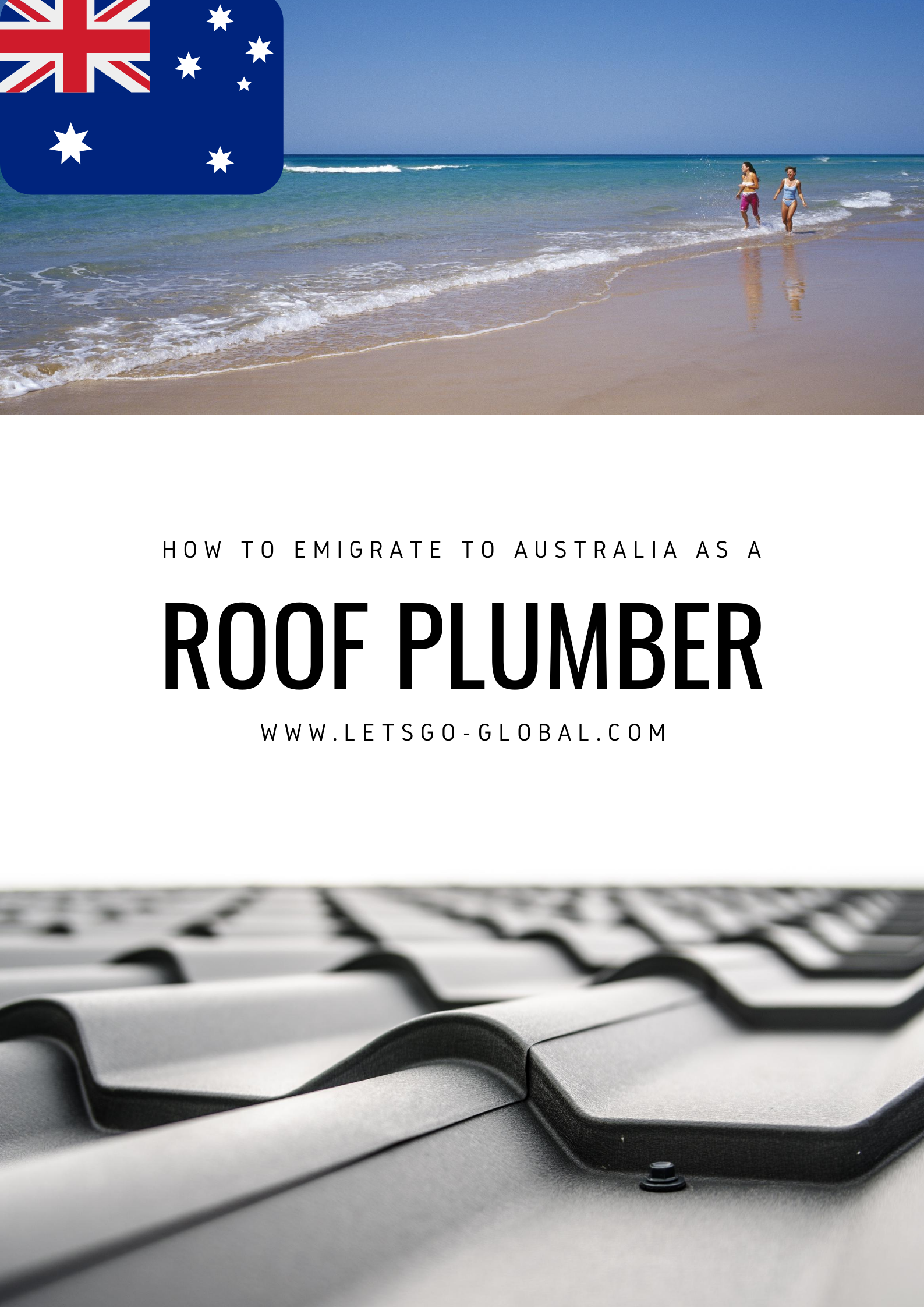 Migrate to Australia as a Roof Plumber