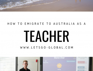Migrate to Australia as a Teacher