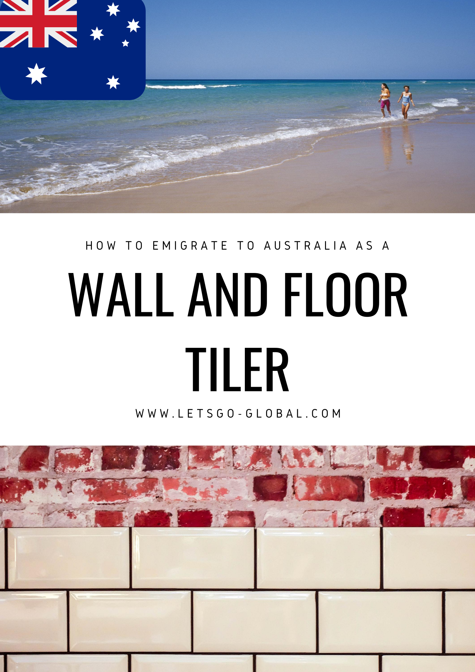 Migrate to Australia as a Wall and Floor Tiler