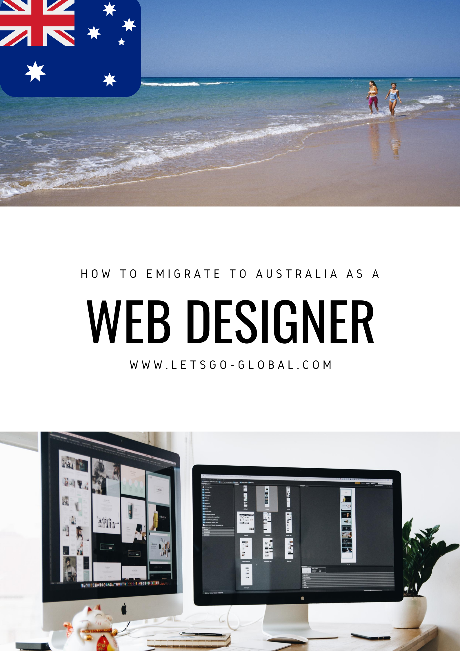 Migrate to Australia as a Web Designer