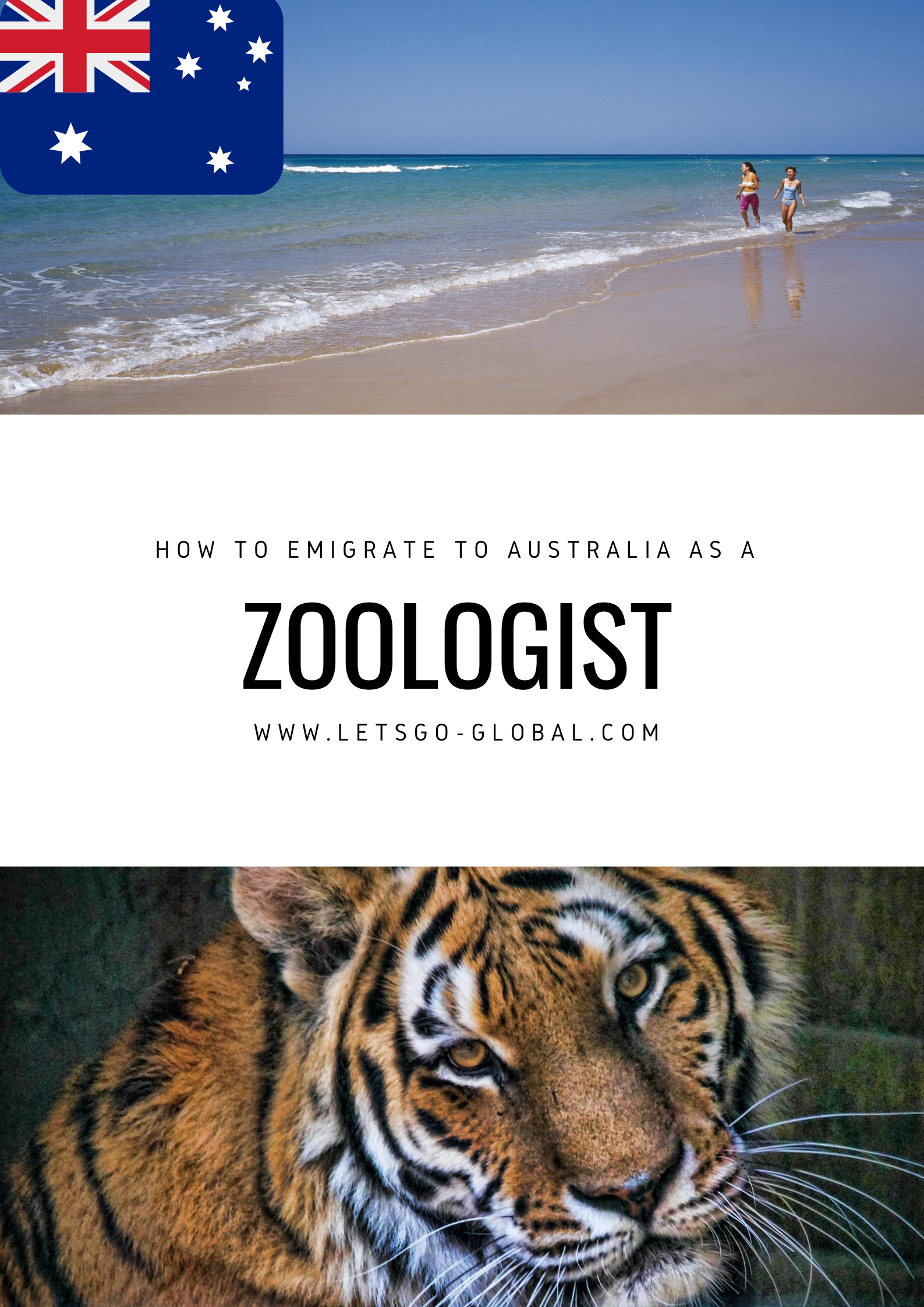 Migrate to Australia as a Zoologist