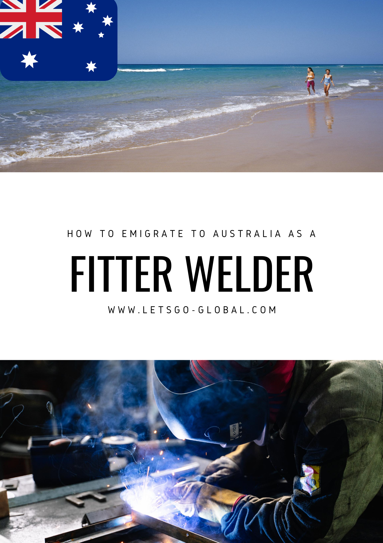 Migrate to Australia as a fitter welder