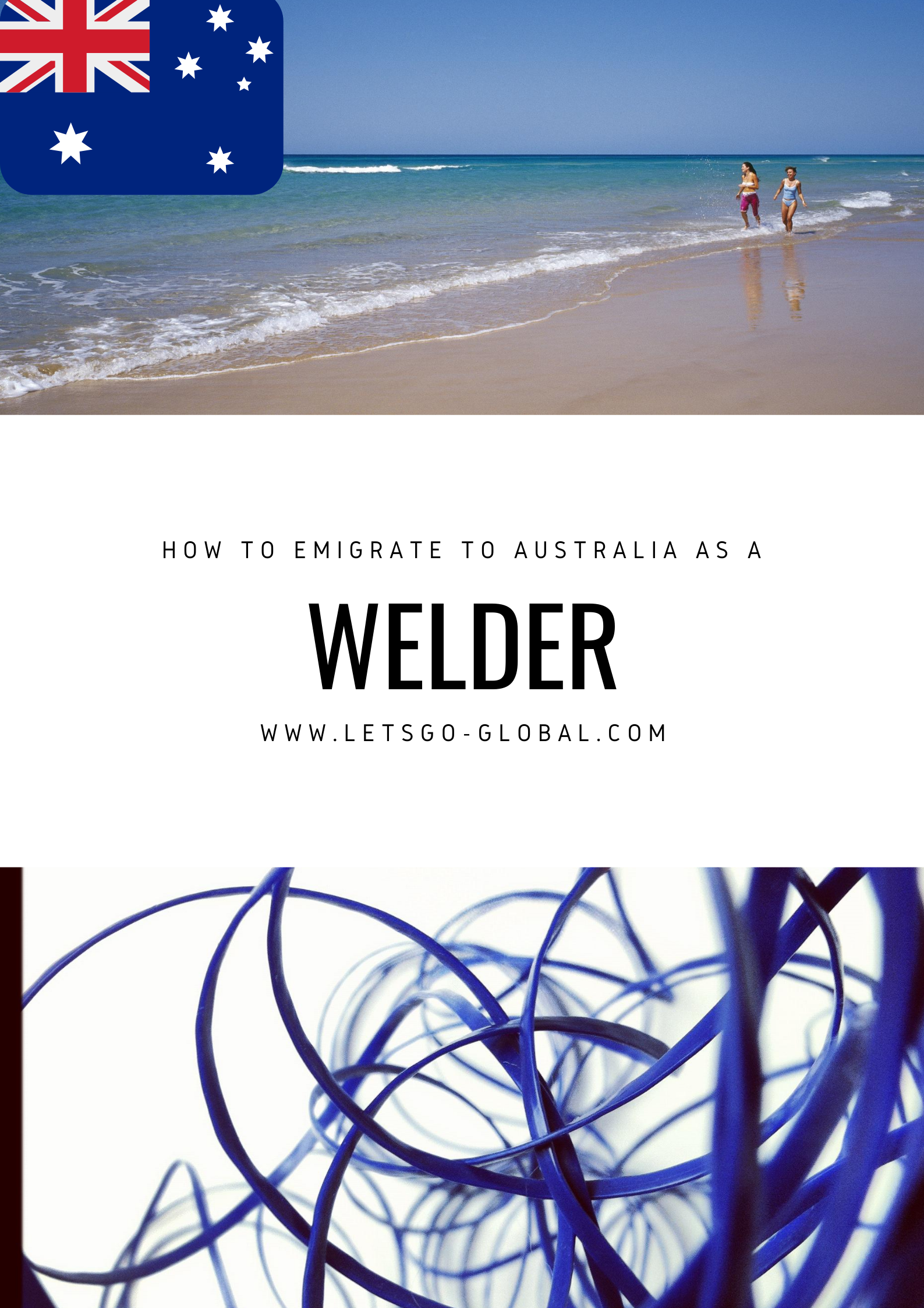 Migrate to Australia as a welder