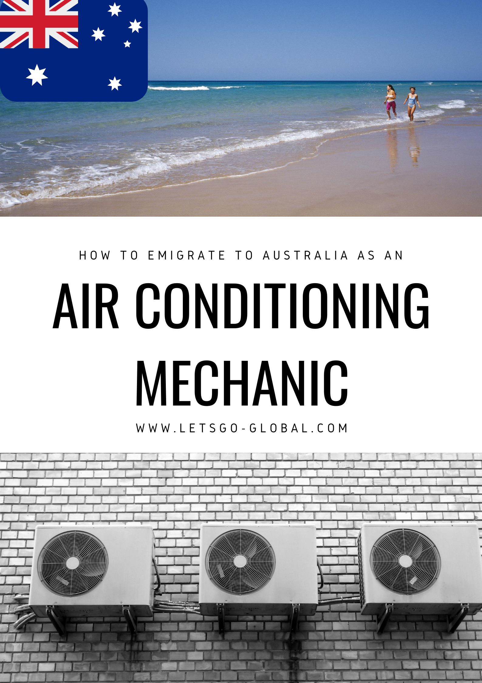 Migrate to Australia as an Air conditioning mechanic
